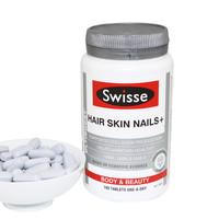 swisse 胶原蛋白片100粒 美容养颜 美白紧致皮肤 澳洲进口 百联直采