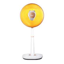 美的(Midea)暗光小太阳NPS10-15B 家用取暖器电暖器 速热可升降摇头 电热扇暖风机电暖气