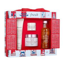 Fresh 馥蕾诗 圣诞限定礼盒 玫瑰系列护肤四件套