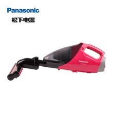 松下 MC-WF550 手持吸尘器家用强力除螨虫便携 玫红色