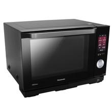 松下NN-DS1500 微波炉 家用微蒸烤一体机智能烤箱28L 黑色